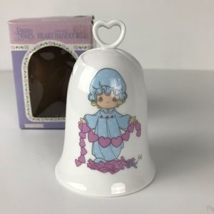 Precious Moments Heart Handle bell